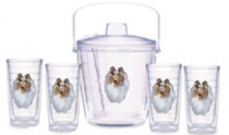 COLLIE Tumblers & Ice Buckets